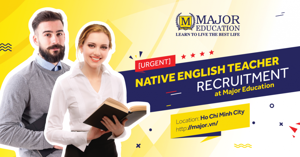 ENGLISH TEACHING JOB VIETNAM - TEACHING ENGLISH IN VIETNAM