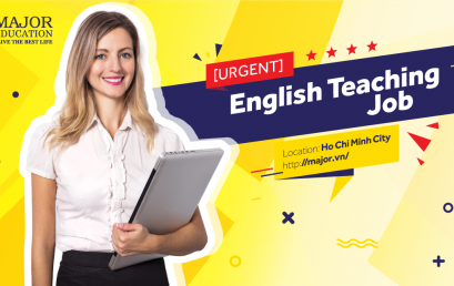 [URGENT] NATIVE ENGLISH TEACHER JOB IN VIETNAM (passport from UK, Ireland, Scotland, US, Canada, New Zealand, Australia or South Africa required)